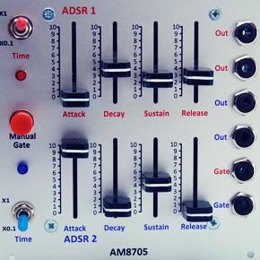 AMSynths AM8705 Dual ADSR
