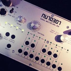Acidlab Autobot - nowy sekwencer euro w stylu TB303