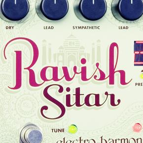 EHX Ravish Sitar