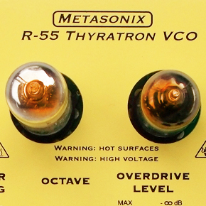 Metasonix R-55 Thyratron VCO