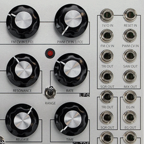 Pittsburgh Modular • Synthesizer Block