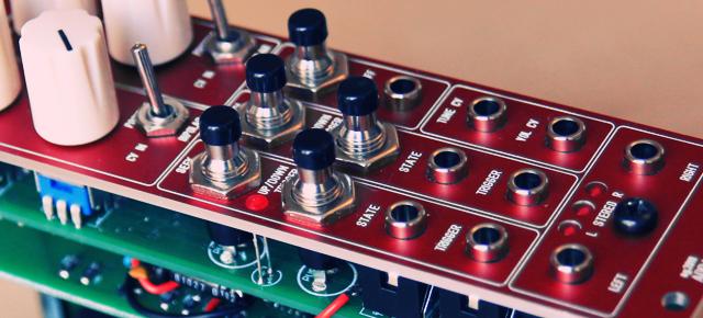ADDAC 102 VC Radio ? test!