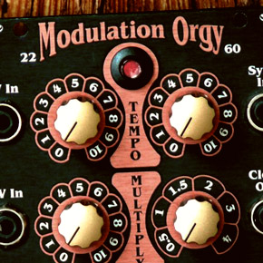 Nowe moduły: Synthetic Sound Labs - Modulation Orgy