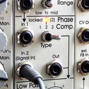 Bardzo ezoteryczne moduły 01: A196 Phase Locked Loop