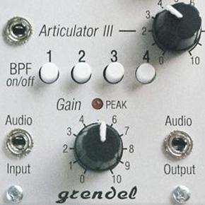Grendel Formant Filter